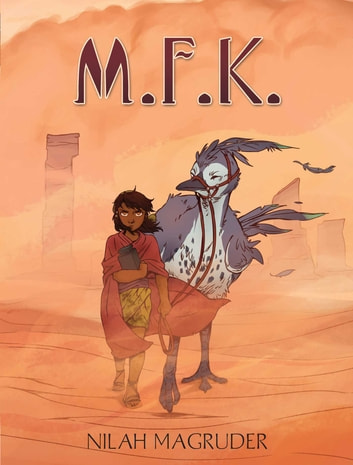 M.F.K. ebook by Nilah Magruder