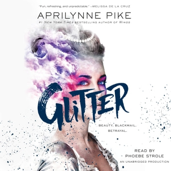 Glitter audiobook by Aprilynne Pike