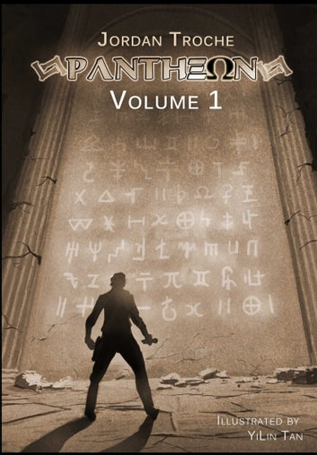Pantheon ebook by Jordan Troche