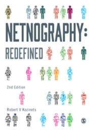 Netnography - Redefined ebook by Dr. Robert Kozinets