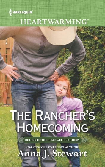 The Rancher's Homecoming ebook by Anna J. Stewart