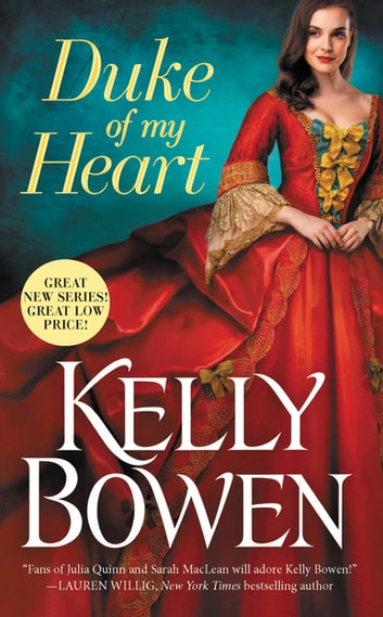 Duke of My Heart ebook by Kelly Bowen