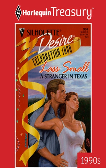 A Stranger in Texas ebook by Lass Small