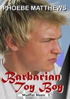 Barbarian Toy Boy - Mudflat Magic, #3 ebook by Phoebe Matthews
