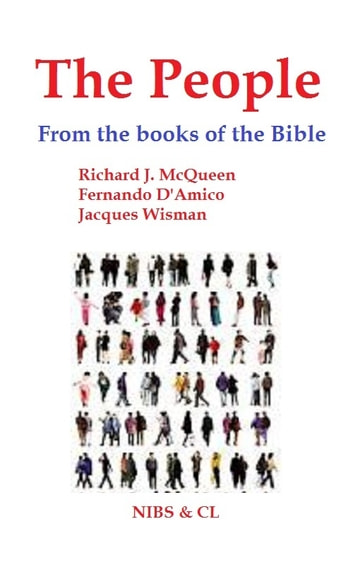 The People: From the books of the Bible ebook by Richard J. McQueen