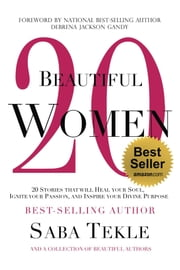 20 Beautiful Women, Volume 1 ebook by Saba Tekle