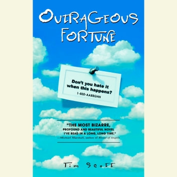 Outrageous Fortune audiobook by Tim Scott