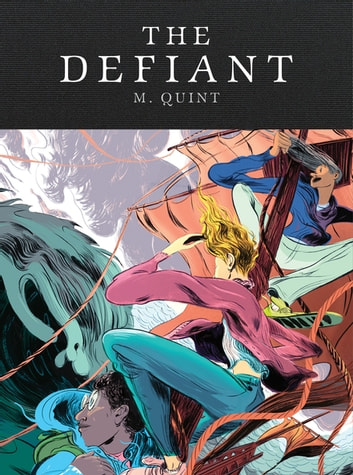 The Defiant ebook by M. Quint