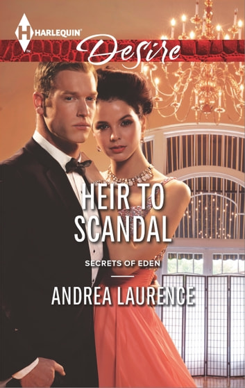 Heir to Scandal ebook by Andrea Laurence