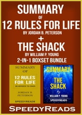 Summary Of 12 Rules For Life An Antidote To Chaos By Jordan B