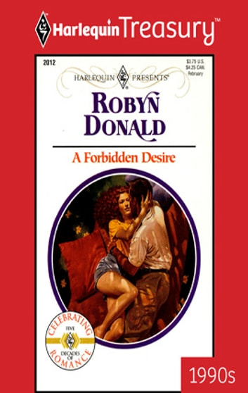 A Forbidden Desire ebook by Robyn Donald