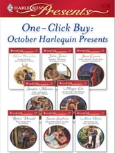 One-Click Buy: October Harlequin Presents - Purchased: His Perfect Wife\Greek Tycoon, Waitress Wife\One Night with His Virgin Mistress\The Sheikh's Defiant Bride\Secretary Mistress, Convenient Wife\His Majesty's Mistress ebook by Helen Bianchin,Julia James,Sara Craven,Sandra Marton,Maggie Cox,Robyn Donald