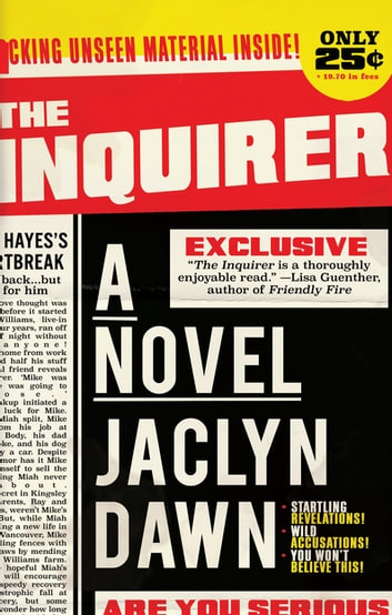 The Inquirer ebook by Jaclyn Dawn