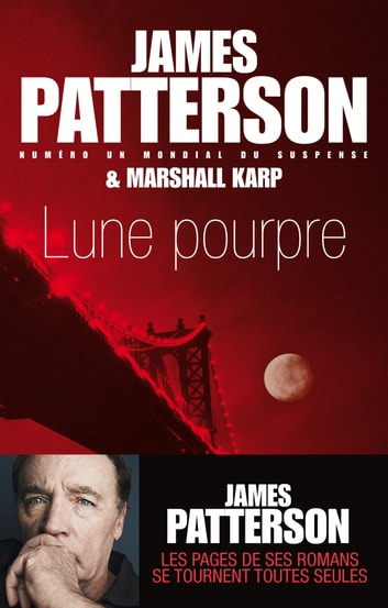 Lune pourpre ebook by James Patterson