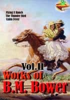Works of B.M. Bower: Volume II (15 Works) - The Western Novels ebook by B.M. Bower
