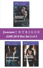 Harlequin Intrigue June 2019 - Box Set 2 of 2 電子書 by Carla Cassidy, Janice Kay Johnson, Alice Sharpe