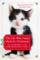 The Cat Who Came Back for Christmas ebook by Julia Romp
