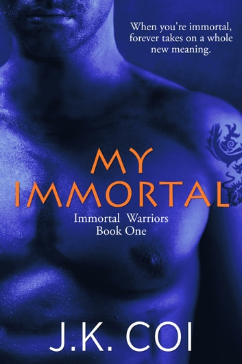 My Immortal ebook by J.K. Coi
