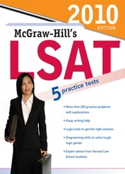McGraw-Hill's LSAT, 2010 Edition ebook by Curvebreakers