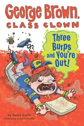 Three Burps and You're Out #10 ebook by Nancy Krulik