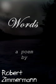 Words ebook by Robert Zimmermann