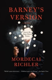 Barney's Version ebook by Mordecai Richler