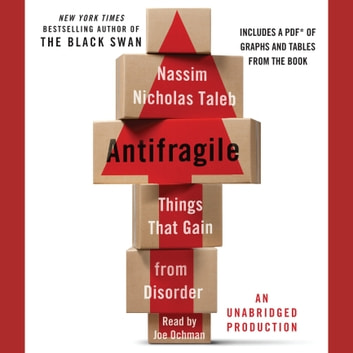 that audio from things book gain antifragile disorder