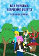 Bob Piercem's Perplexing Quest 3 ebook by David Cathrine