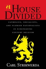 A House Divided - Catholics, Socialists, and Flemish Nationalists in Nineteenth-Century Belgium ebook by Carl Strikwerda