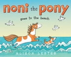 Noni the Pony Goes to the Beach, with audio recording