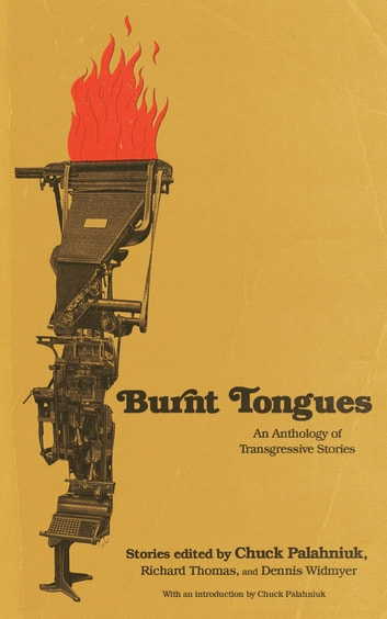 Burnt Tongues ebook by