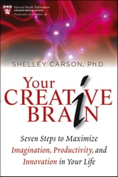 Your Creative Brain - Seven Steps to Maximize Imagination, Productivity, and Innovation in Your Life ebook by Shelley  Carson