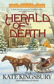 Herald of Death ebook by Kate Kingsbury