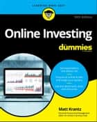 Online Investing For Dummies ebook by Matthew Krantz