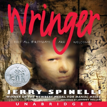 Wringer audiobook by Jerry Spinelli