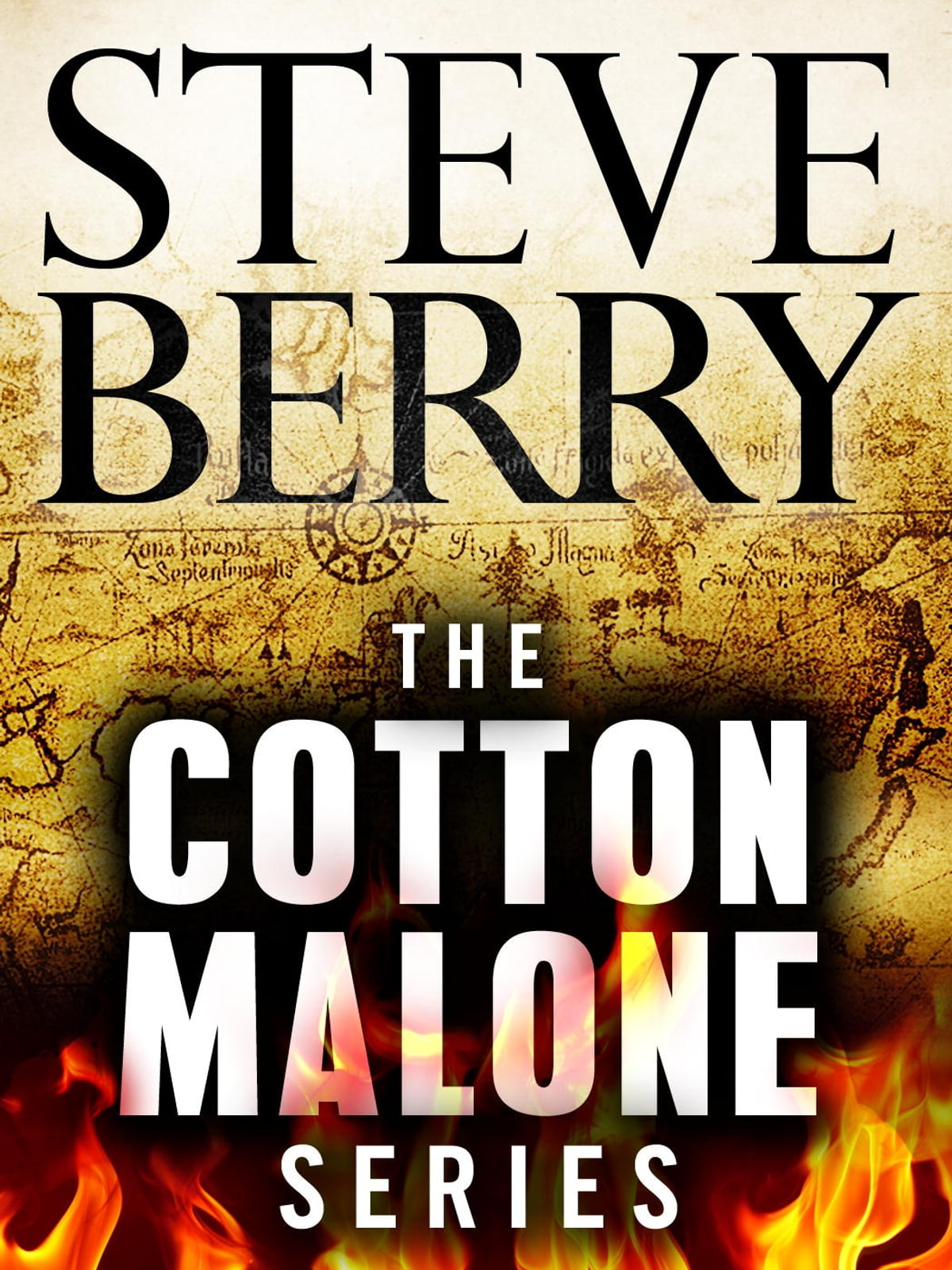 The Cotton Malone Series 9-Book Bundle eBook by Steve Berry - 9780812987850  | Rakuten Kobo