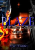 Blaze ebook by K. K. Harris