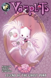 Vamplets: The Undead Pet Society #2 ebook by Gayle Middleton,Dave Dwonch,Amanda Coronado