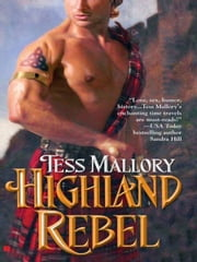 Highland Rebel ebook by Tess Mallory