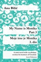 My Name is Monika - Part 3 / Moje ime je Monika - 3. dio - A mini novel with vocabulary section for learners of Croatian, Level: Perfection (B2) eBook by Ana Bilic