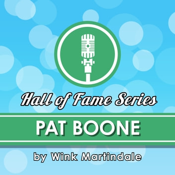 Pat Boone audiobook by Wink Martindale