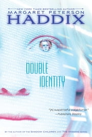 Double Identity ebook by Margaret Peterson Haddix