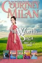 The Worth Saga Box Set 1 - In the West eBook by Courtney Milan