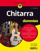 Chitarra for dummies ebook by Mark Phillips, Jon Chappell