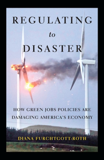 Regulating to Disaster - How Green Jobs Policies Are Damaging America's Economy ebook by Diana Furchtgott-Roth