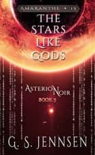 The Stars Like Gods - Asterion Noir Book 3 ebook by G. S. Jennsen