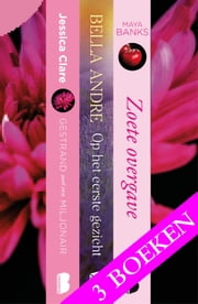 Zinderende liefdesromans (3-in-1) ebook by Bella Andre, Jessica Clare, Maya Banks