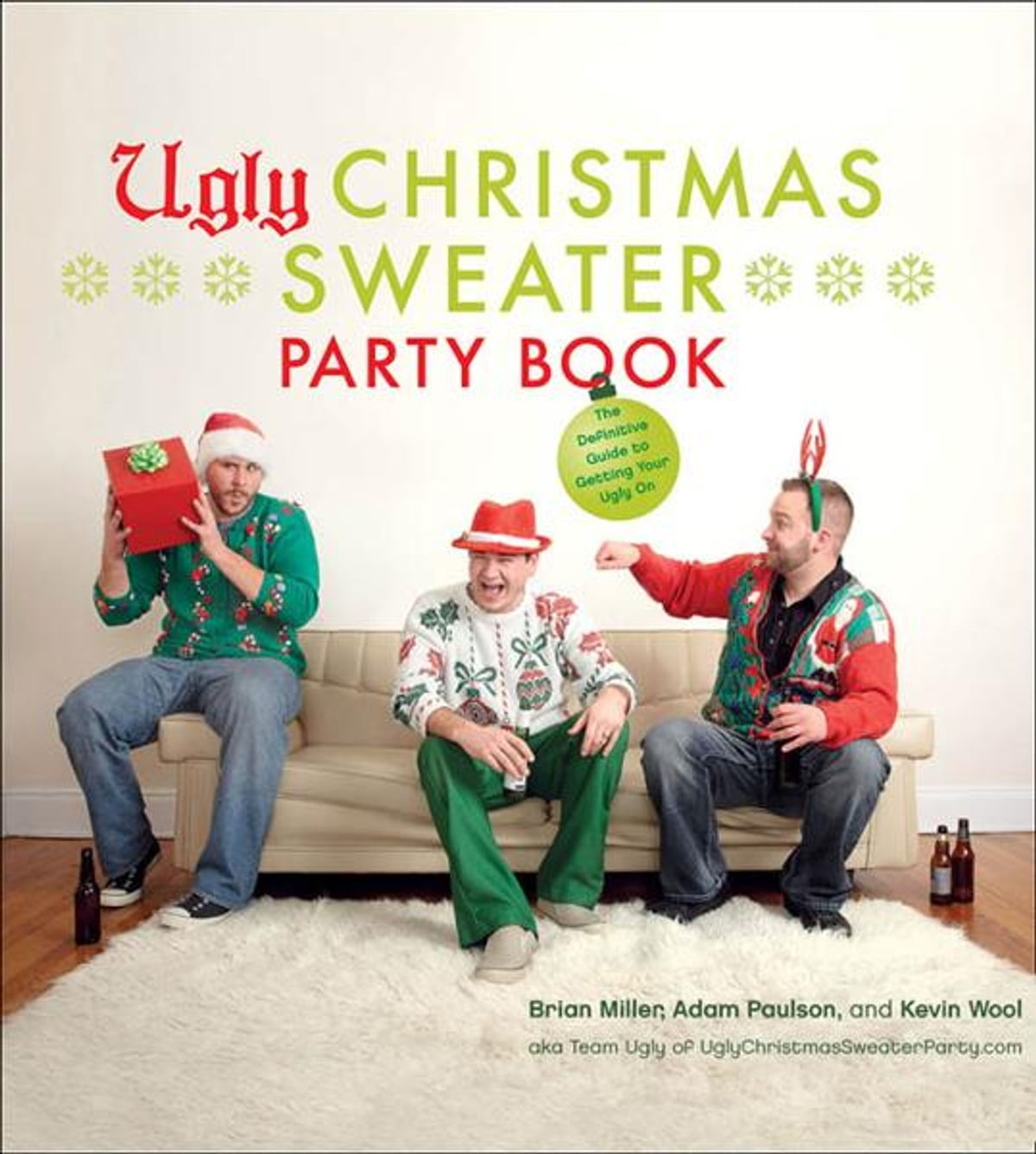 Ugly Christmas Sweater Party Book eBook by Brian Miller ...