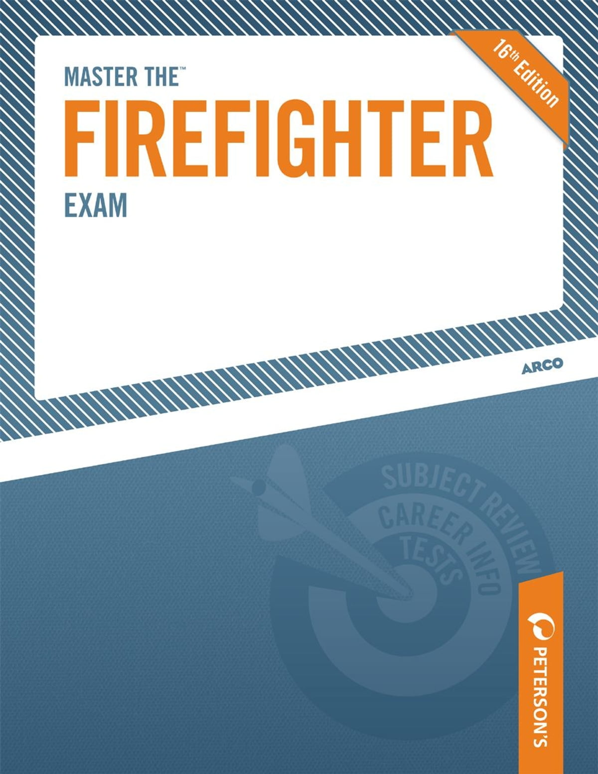 Master the Firefighter Exam eBook by Peterson\'s - 9780768935059 ...
