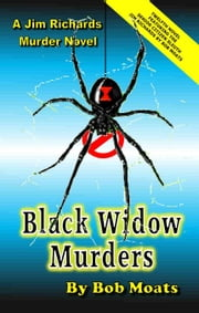 Black Widow Murders ebook by Bob Moats
